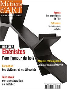 Métiers d'Art n° 254 - Juin/Juillet/Août 2012